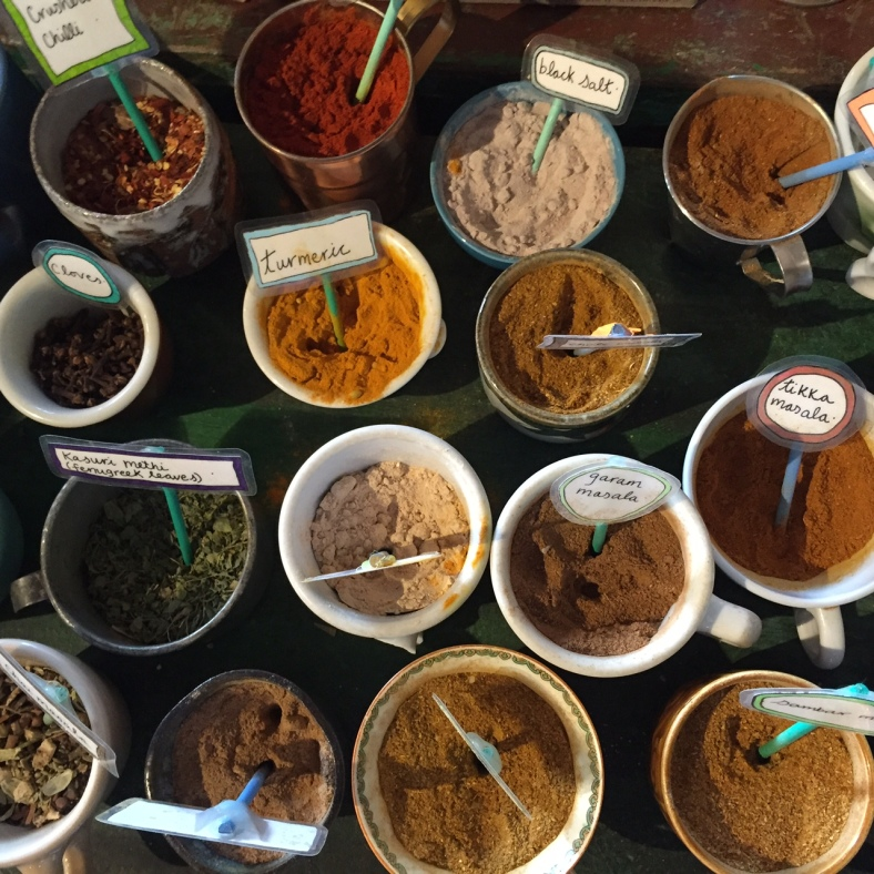 Bollywood Theater - Market Spices